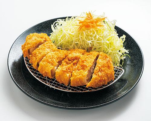 甘トロ豚ロースカツ定食